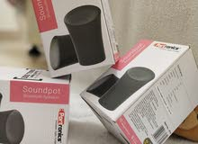 branded protronics small size bluetooth speaker with 1 yearwareenty