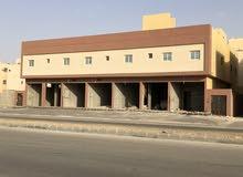 محلات للا ايجار في حي الرمال