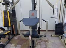 Marcy  power booster gym machine