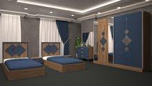 غرف شبابية