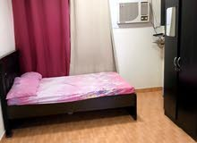 furnished studio flat for rent in hoora offer looking almaared street with Ewa, A-C