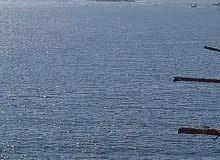 شقه للايجار مفروشه عالبحر