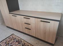 مطبخ 2.40 نوع خشب MDF