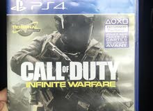 PS4 cd call of duty