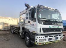 ISUZU CYZ 2008 with Tadano 10 Ton crane ( 2008 model) ونش