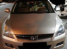 سيارة هوندا اكورد 2005 للبيع