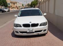 سيارة BMW740 موديل 2007 للبيع