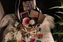 هدية بوكس الورد الدائم (طبيعي100٪) (يعيش 3 سنين)