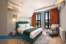 شقق فندقية للايجار في إسطنبول (تقسيم شارع الاستقلال الشهيره)