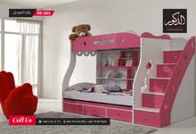 غرف نوم الاطفال المميزه بالتصاميم والاوان بالاقساط