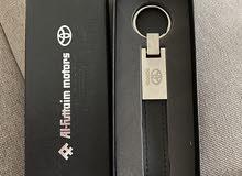 real toyota keychain