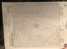ارض للبيع مساحة القطعه 2124 متر مربع