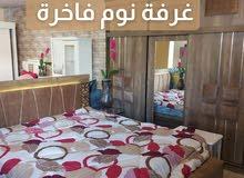 غرفه نومك عند الزعبي بسعر التكلفه وتفصيل على الطلب خشب لامينت تايلندي