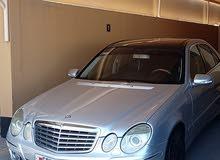 مرسيدس E280 بانوراما 2009