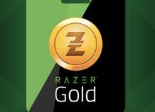 بطاقة ريزر قولد Razer Gold بكل الاسعار