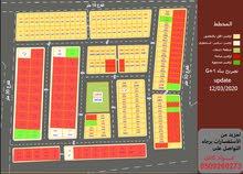 أرض سكنية للبيع بحي الزاهيه بعجمان