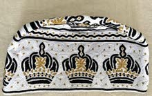 كمه عمانية - خياطة يد - مقاس 10 و نصف