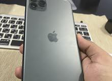 للبيع ايفون 11 برو ماكس نظيف اخضر 256 جي بي