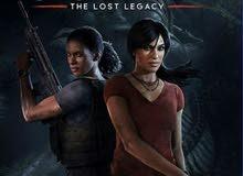 لعبة uncharted: The lost legacy