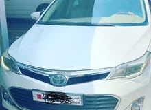 Toyota Avalon limited model 2013