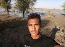 انا من السودان ابحث عن عمل لدي خبره في المزارع احمل شهاده ثانويه العمر24
