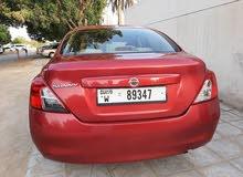 Nissan sunny 1.6 full auto 2014