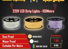 LED Strip Light - 100Metre