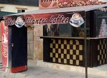 كشك قهوة