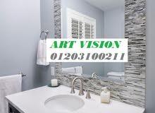 وحدات حمام كوريان من ارت فيجن 01203100211