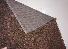 Carpet brown good condition