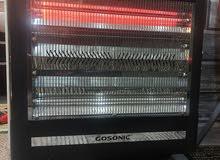 صوبة كهربائية حجم كبير 4 شمعات نوع جوسونك