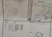 أرض سكني تجاري كونر  للبيع في ولاية المصنعة