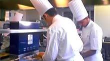 مطلوب عامل مطعم، لإعداد و تحضير وجبات سريعة