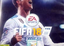 Fifa 18 و need for speed