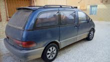 Gasoline Fuel/Power   Toyota Previa 1997