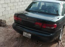 Green Kia Sephia 1997 for sale