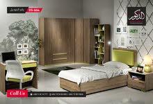 غرف نوم شبابية بتصاميم راقية