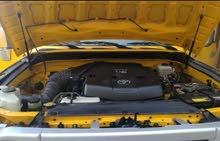 Yellow Toyota FJ Cruiser 2008 for sale