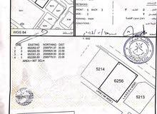 فرصه ..انا المالك ارض في العامرات مدينة النهضة 5/3 تصلح توين قريب نفط عمان مساحة 800م