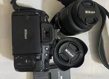 Nikon d5100 with 2 lences 50m1.8