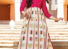 Summer collection stylish  cotton dress
