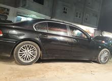 Used condition BMW 750 2004 with +200,000 km mileage