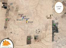 ارض استثمارية من مشروع قرية  خان الزبيب - أراضي جنوب عمان