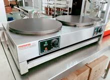 electric crepe maker double and kitcheb equipments