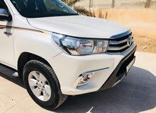 Toyota Hilux 2016 - Used