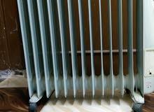 دفاية زيت  13 ريشة للتدفئة - بدون قيمة مضافة.