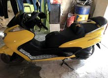 Used Honda motorbike made in 2015 for sale