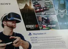 vrدنظارة الواقع الافتراضي للبدل مع دركسون أو البيع