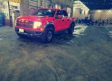 Automatic Red Ford 2012 for sale