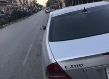 C 200 2002 for Sale